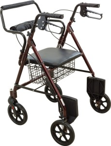 roscoe rollator transport chair