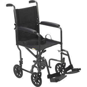 Drive Medical lightweight wheelchair