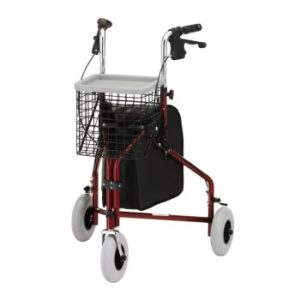Nova medical 3 wheel walker