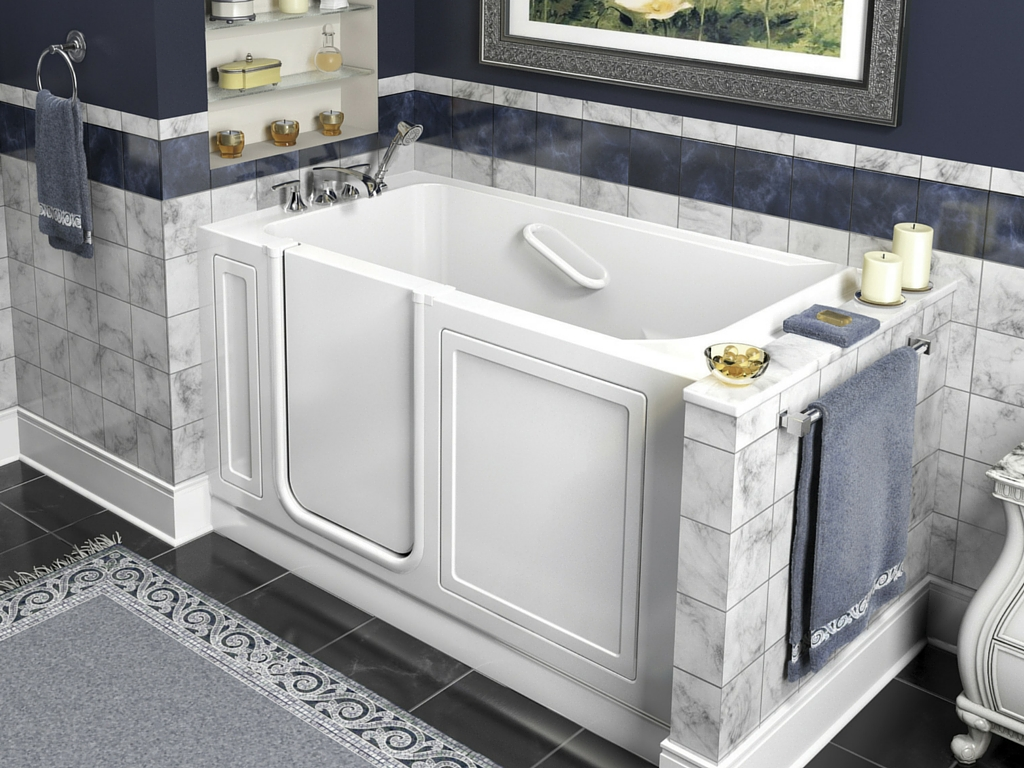 Walk In Bathtubs Installation Cost Accessories And Pros Cons