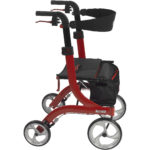 euro four wheeled walker