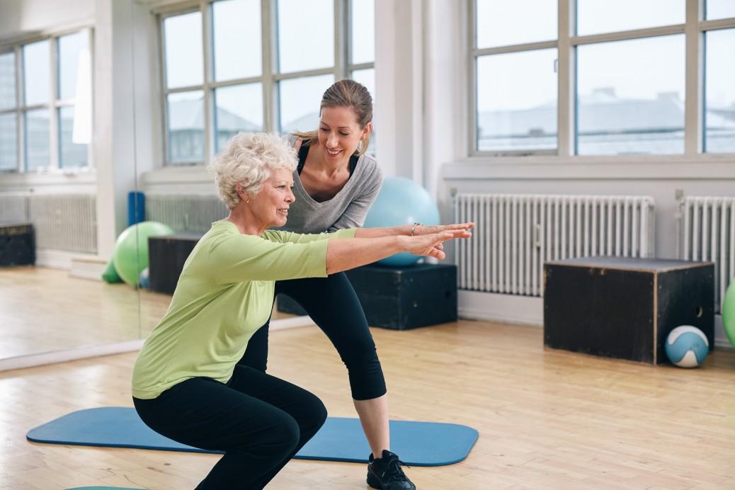 Preventing Falls - 5 Fall Prevention Tips for Seniors