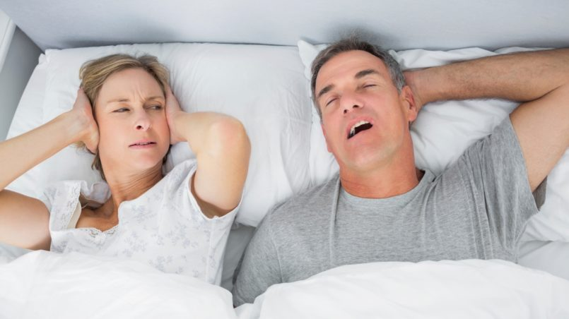 causes and treatments for sleep apnea