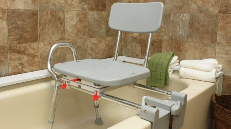 shower transfer bench