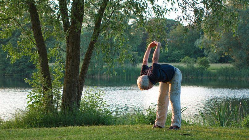 core strength for seniors