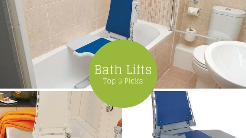 Which is the Best Bath Lift? Our Top 3 Picks