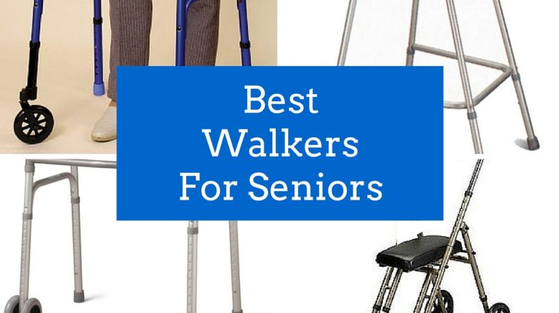 best walkers for the elderly