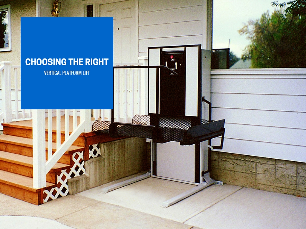 choosing the right wheelchair lift
