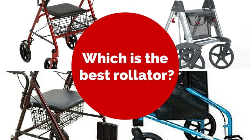 Which is the best rollator