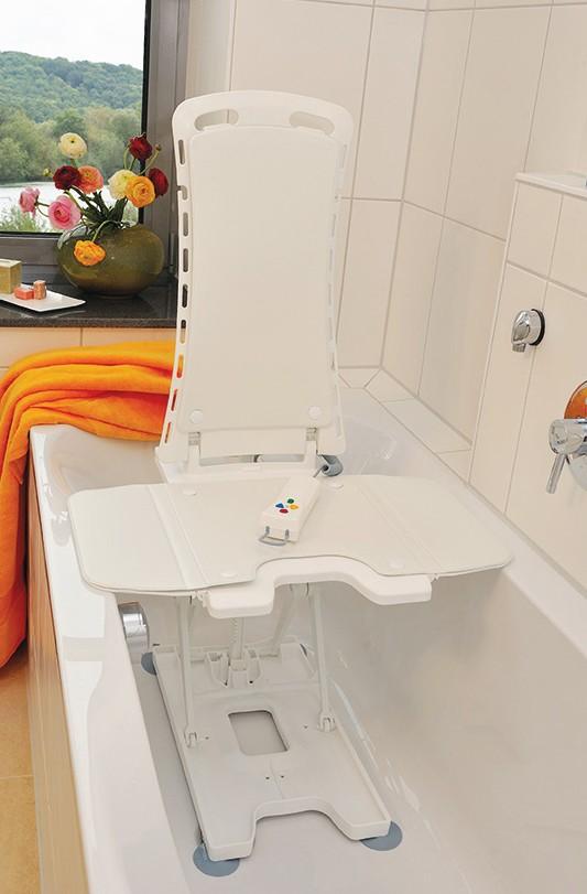 Drive Medical Bellavita Bathtub Lift