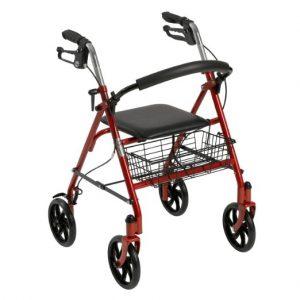 Drive medical 4 wheel