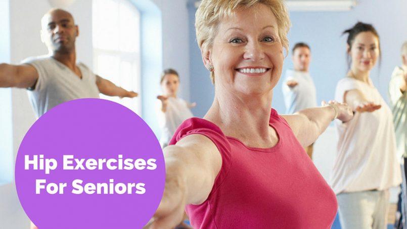 Hip ExercisesFor Seniors