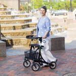 4 wheeled walkers