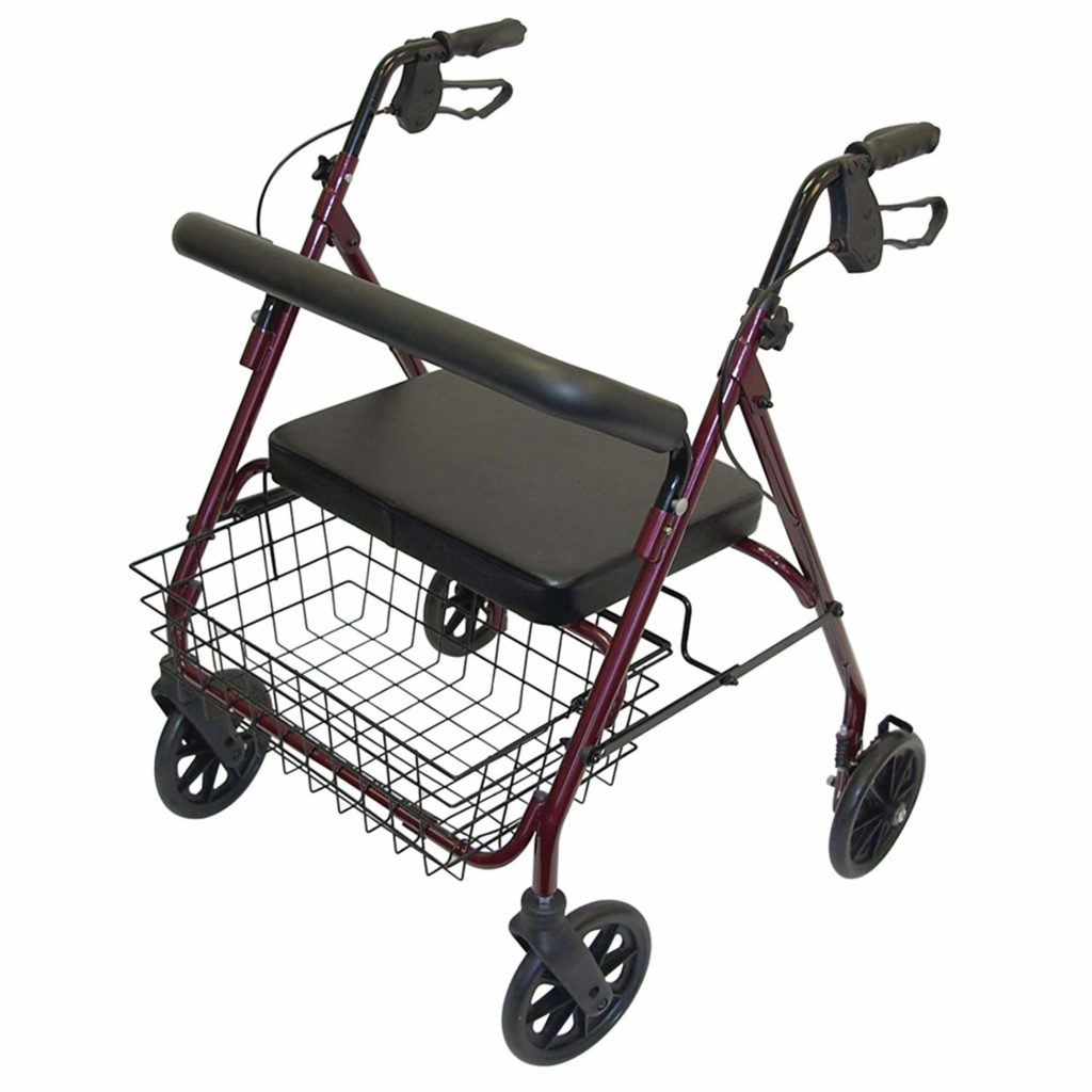 ProBasic Heavy Duty Steel Bariatric Rollator