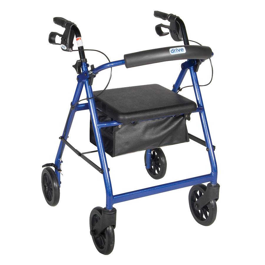 Drive medical steel walker