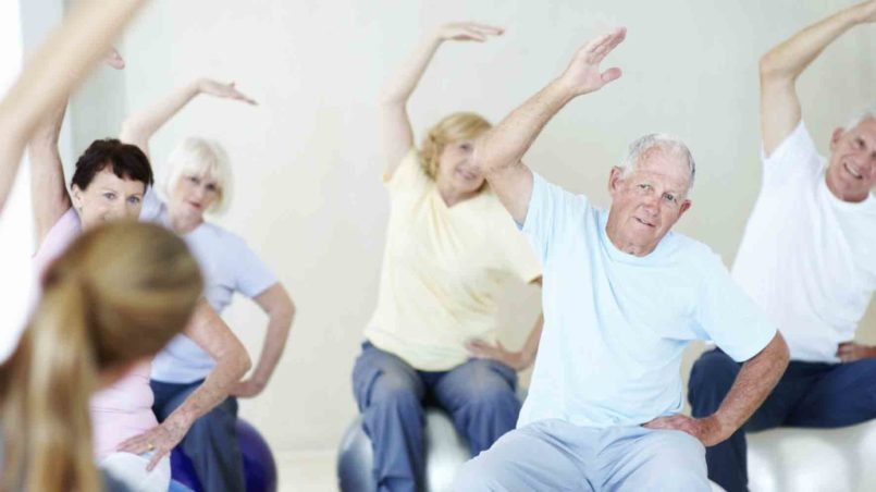 seniors need exercise