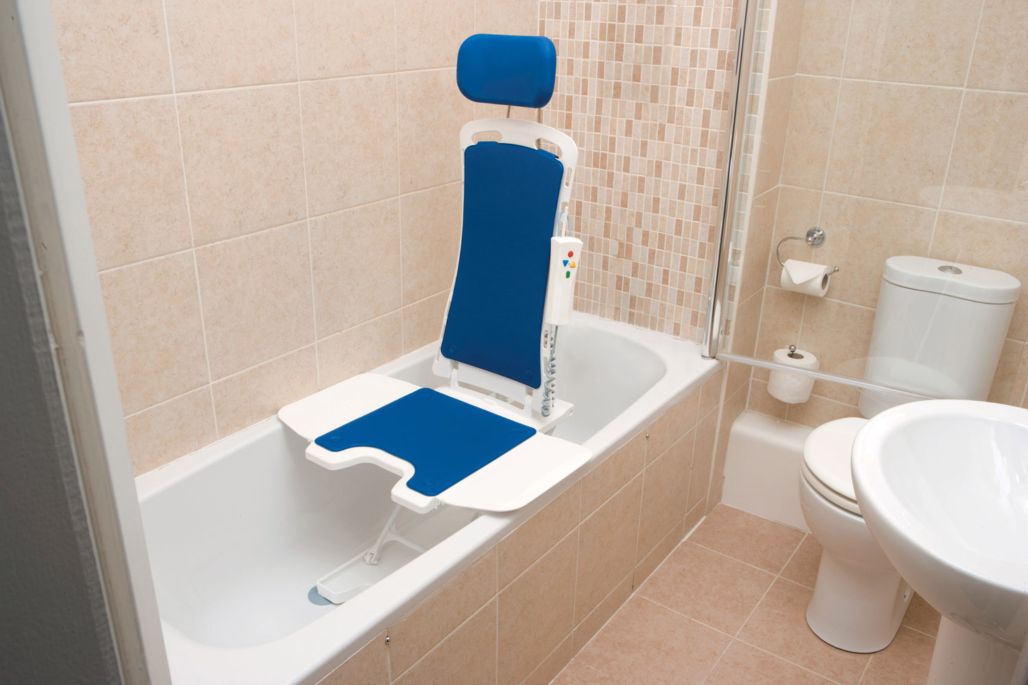 AdirMed Ultra Quiet Automatic Bath Lift Chair Review