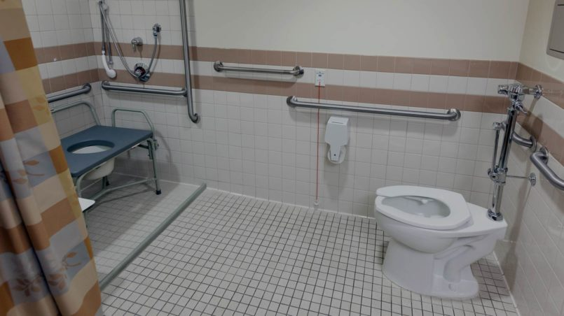 Safe Bathroom For Seniors