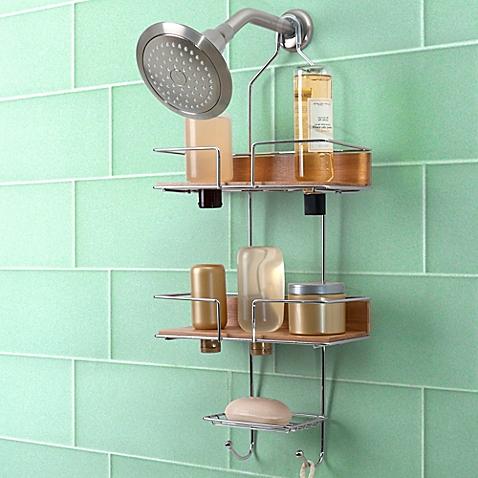 Bath Shower Caddy 8 ways to make a bathroom safer for seniors