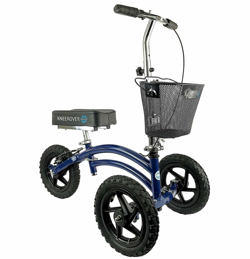 Best All Terrain KneeRover Steerable Knee Scooter Knee Walker
