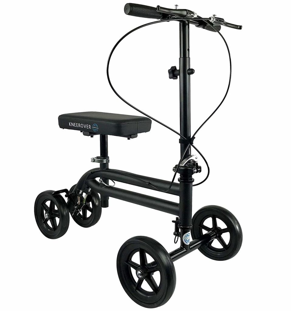 KneeRover Economy Knee Scooter Steerable Knee Walker