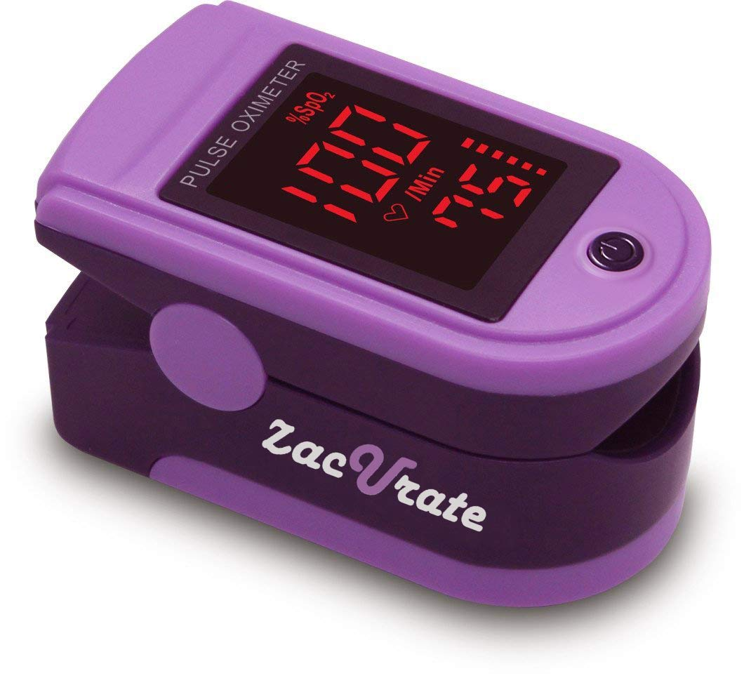 Zacurate Pro Series Finger Oximeter