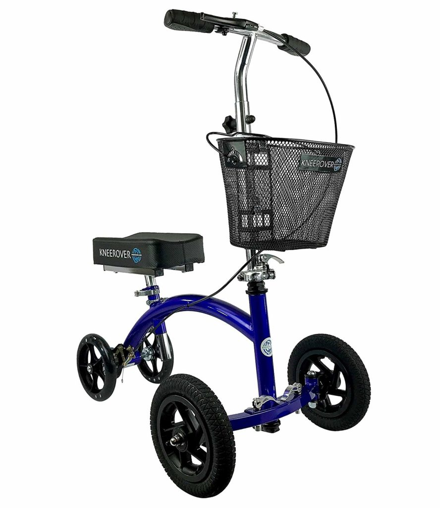 KneeRover HYBRID Knee Scooter with All Terrain
