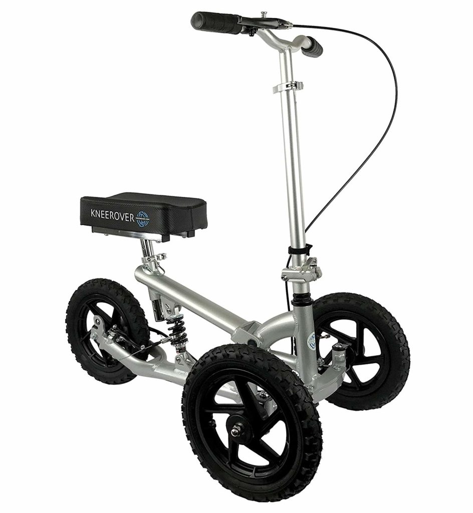 KneeRover PRO All Terrain Knee Walker Aluminum Scooter