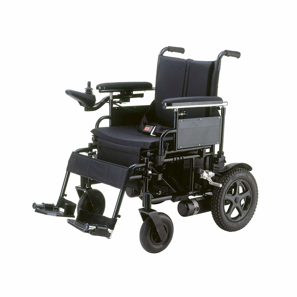 Drive Cirrus Plus EC Folding Power Wheelchair
