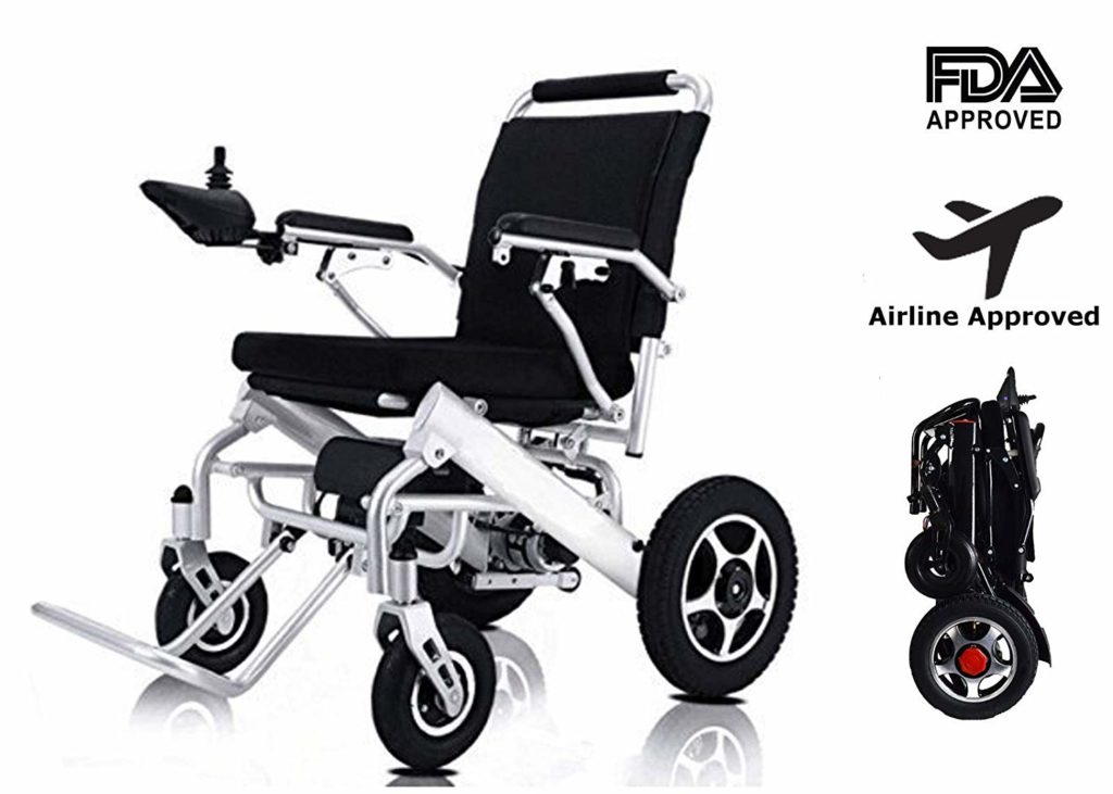 Alton Medical's Silla de Ruedas mobility scooter