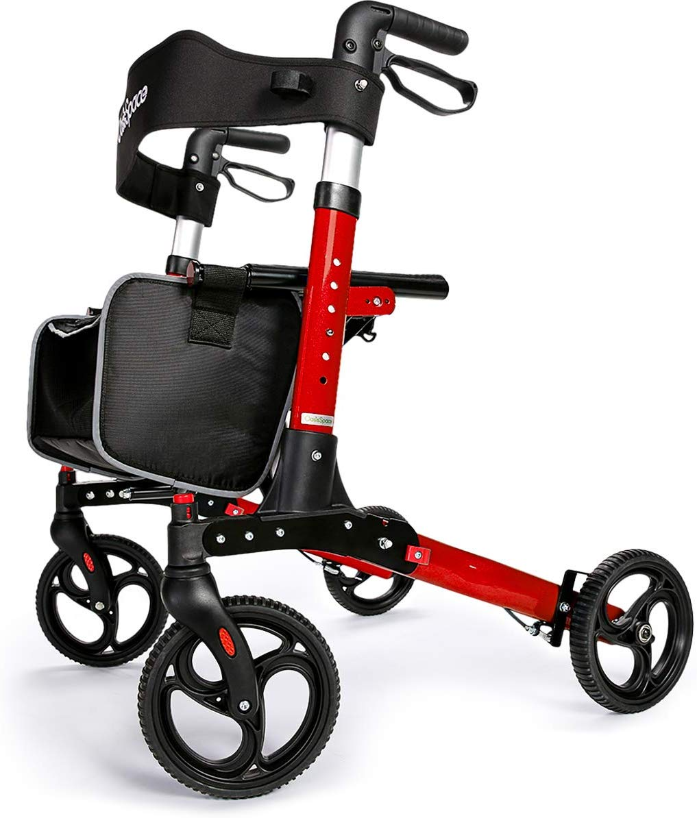 OasisSpace 4 wheel walker