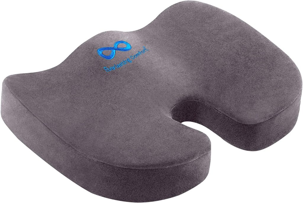 Best Coccyx Cushion For Lower Back Pain And Sciatica Relief